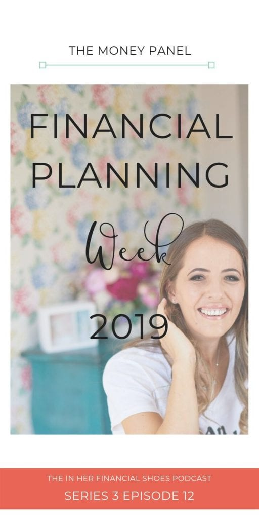 Financial Planning Week 2019 Expert Panel Discussion with CISI the Chartered Institute for Securities and Investment