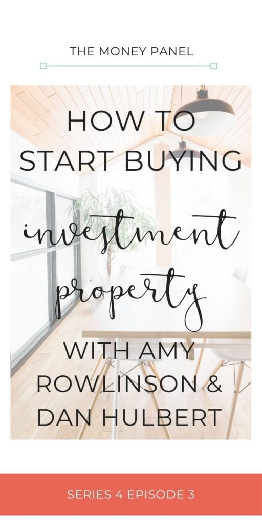 I'm really pleased to welcome back to the podcast Amy Rowlinson who we interviewed in series 2 about how to invest in property. In this interview we're also welcoming Amy's business partner Dan Hulbert to talk with us about how and where to start if you're thinking of buying investment property.