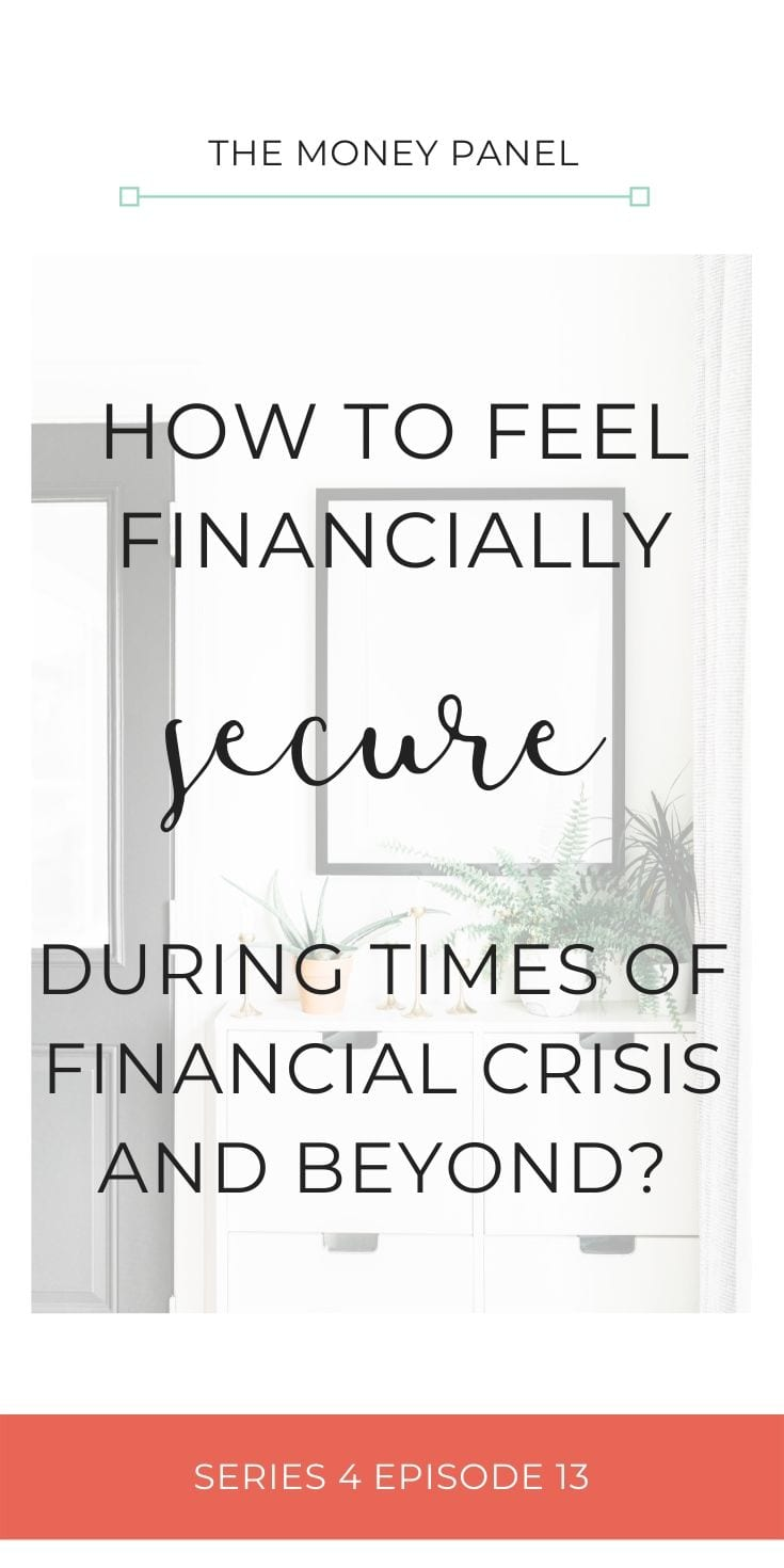 When it comes to making financial decisions the important thing to think about is where are our beliefs and behaviours come from and some of the practical steps to actually manage money, grow wealth, grow your businesses and feel financially secure during financial crisis.