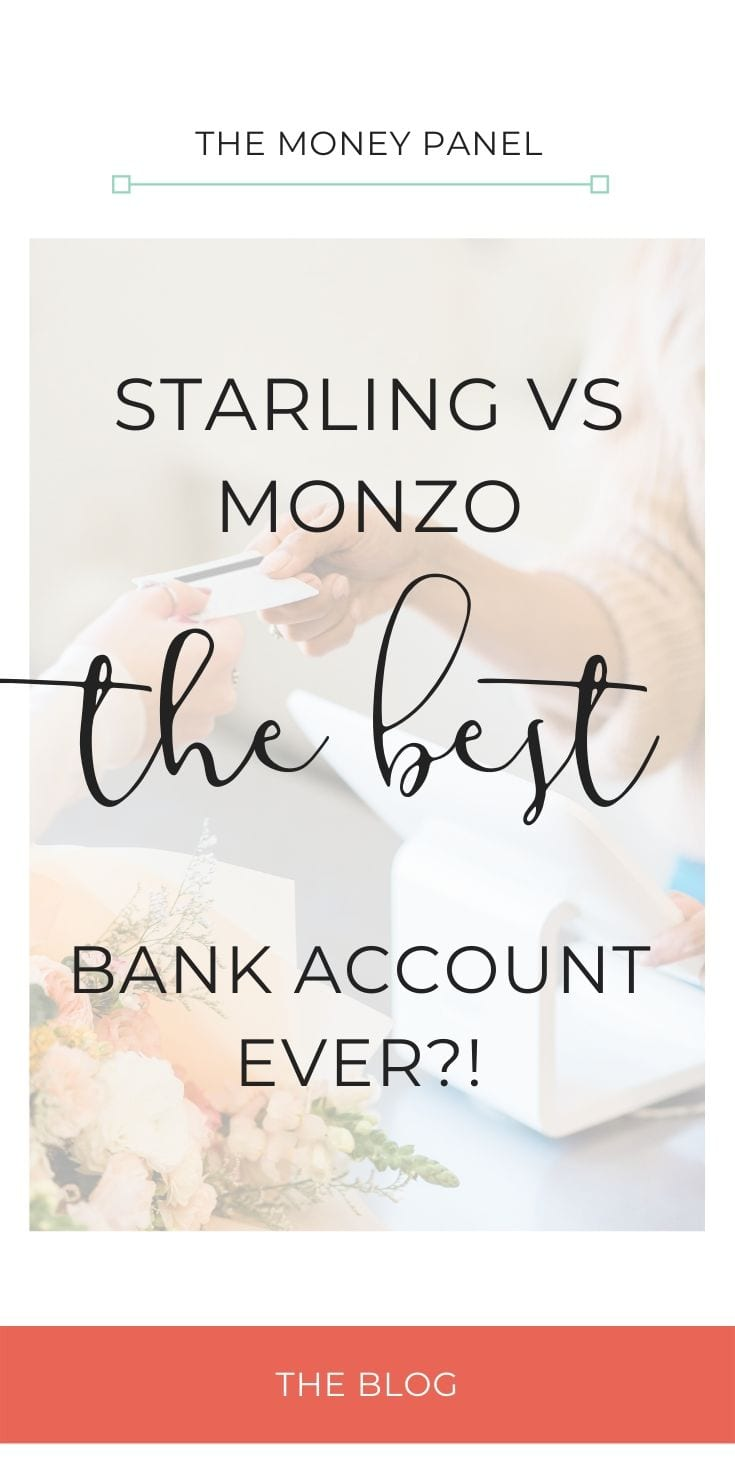 If you've followed me for any length of time you will probably know that I am a huge fan of Starling vs Monzo. Starling Bank are what's known as a 'challenger' bank, and challenger banks are changing what banking looks and feels like.