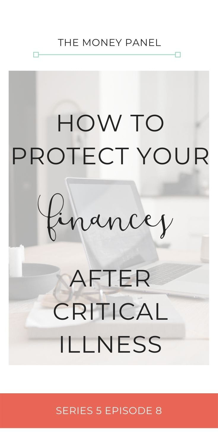An interview with Sara Price, founder of Actually & multi-million pound business owner, about protecting your lifestyle and finances after critical illness.