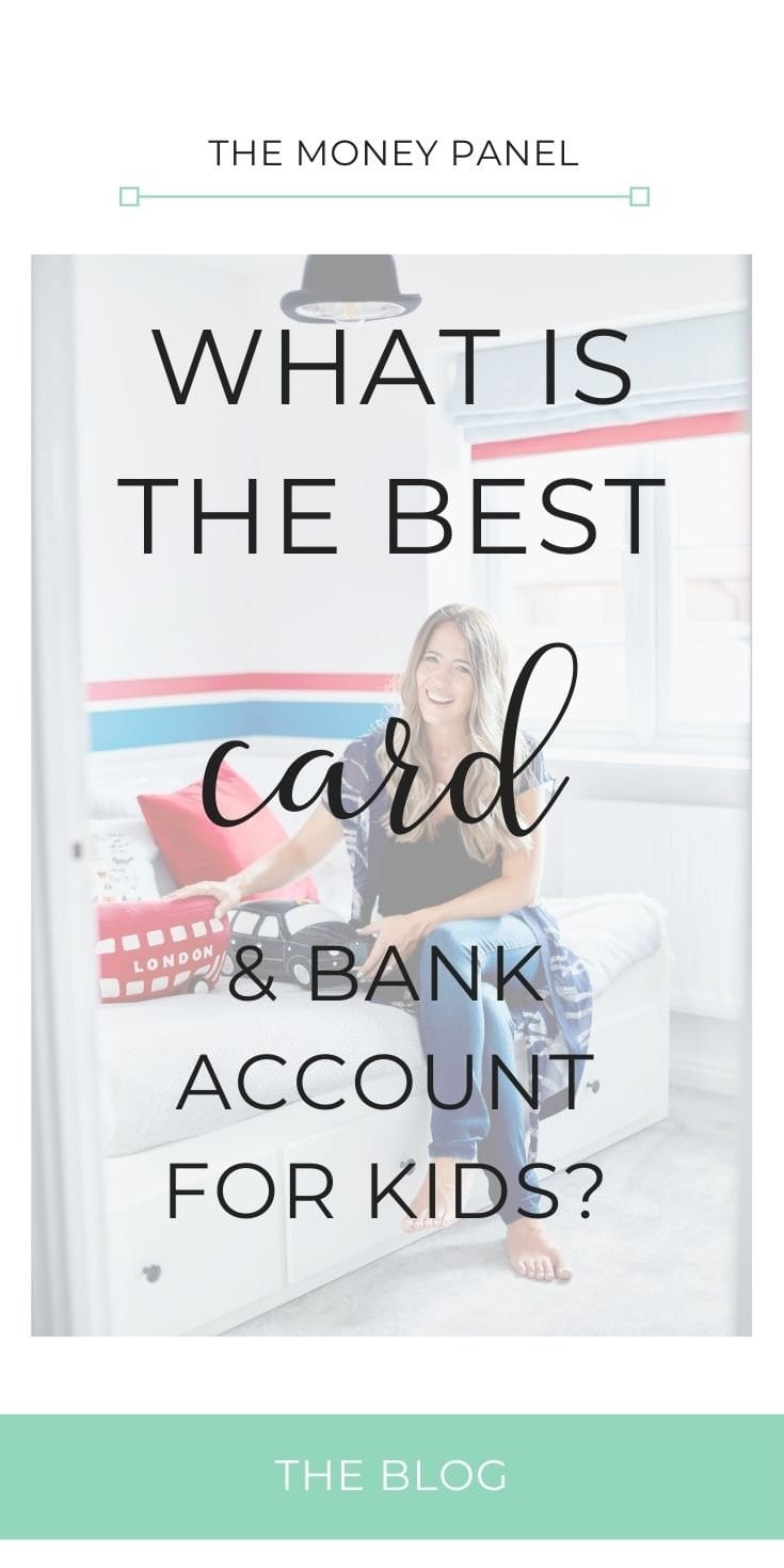 How can you find the best prepaid card and bank account or card for your child? After searching for the best accounts and prepaid cards for my own boys, I wanted to a roundup of what is available. It can be difficult to pick through all the options and know what will be best for you and your children.