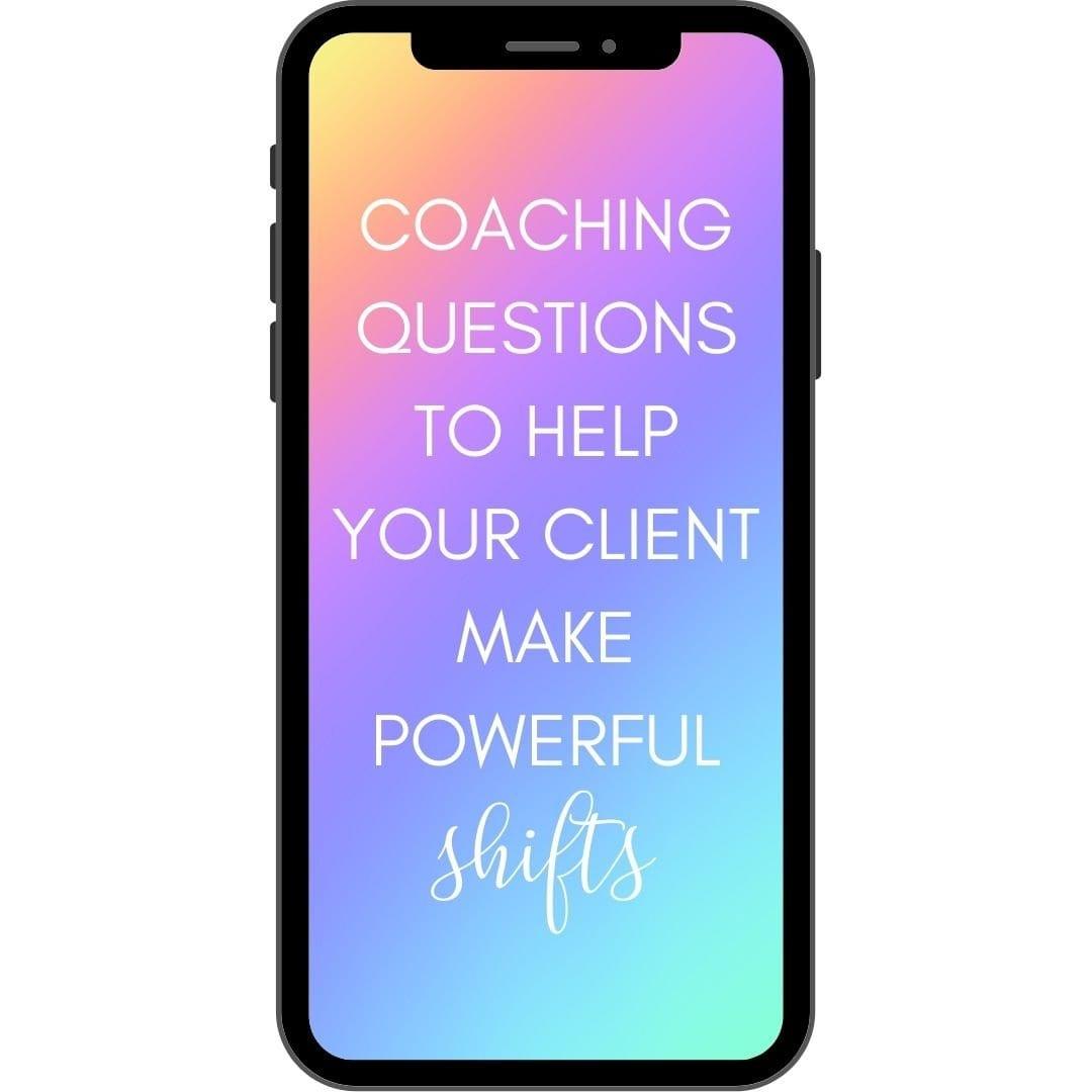 Coaching Questions (1)
