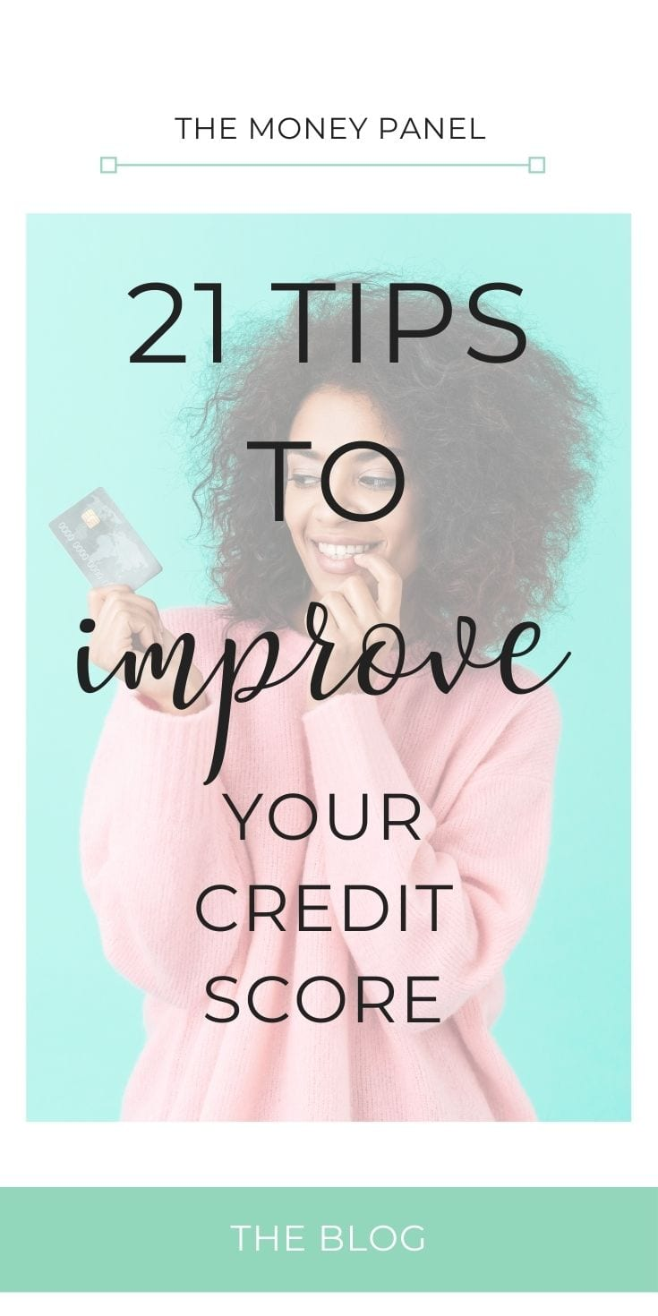 Why would you want to improve your credit score? Well for a lot of people the availability of credit is important. It helps buy homes, buy cars, start businesses, and in lots of cases provide a way to earn money or points whilst spending via credit cards.
