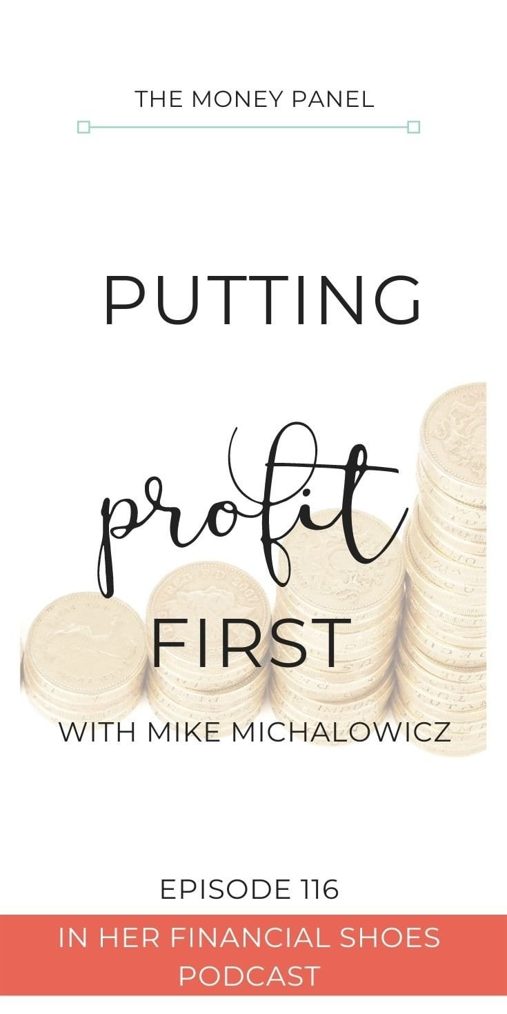 Today is very special as I am interviewing the world renowned Mike Michalowicz, who is the author and founder of Profit First. Those of you who follow the podcast and follow my work, know that my mission and purpose is to reduce financial anxiety and increase financial resiliency for women.